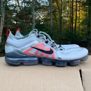 Nike air Vapormax 2019 Pure Platinum shoes